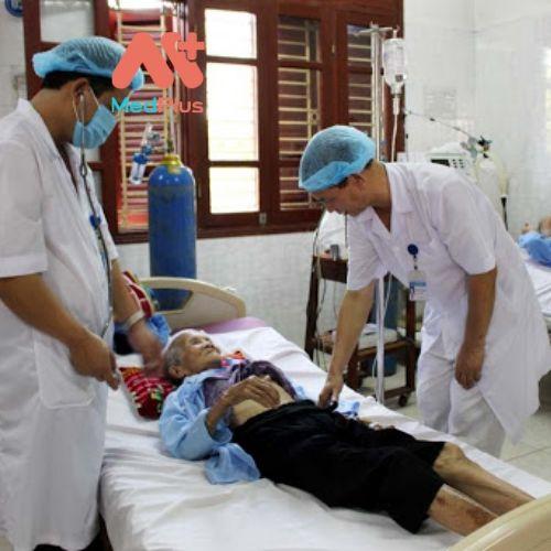 Trung tâm y tế huyện Na Rì