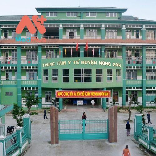 Trung tâm y tế huyện Nông Sơn