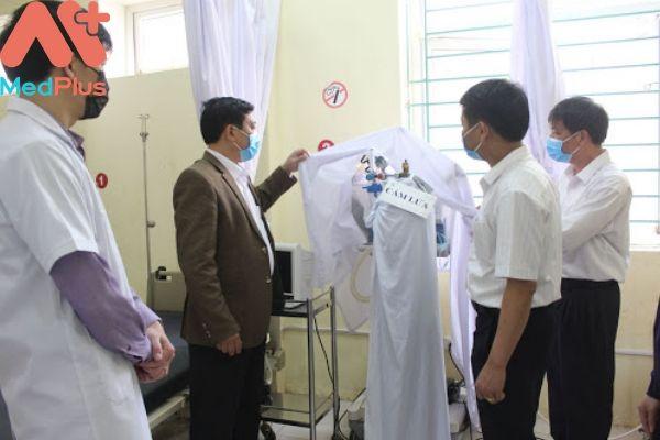 Trung tâm y tế huyện Nậm Nhùn