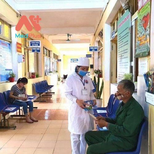 Trung tâm y tế huyện Ngân Sơn