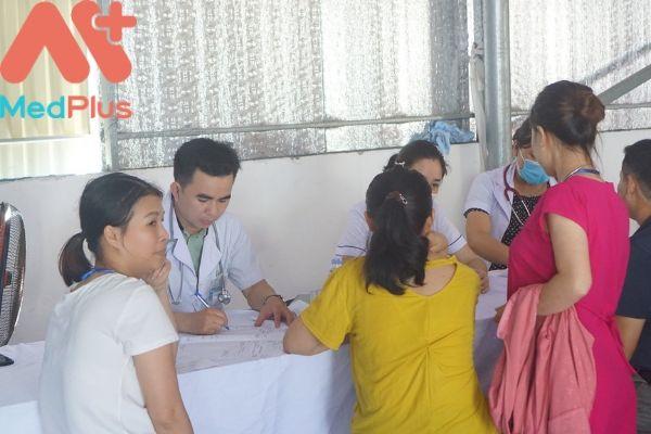 Trung tâm y tế huyện Nghĩa Đàn