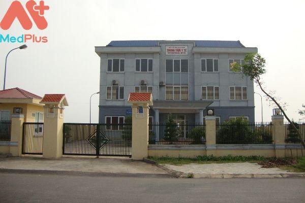Trung tâm y tế huyện Nghĩa Hưng