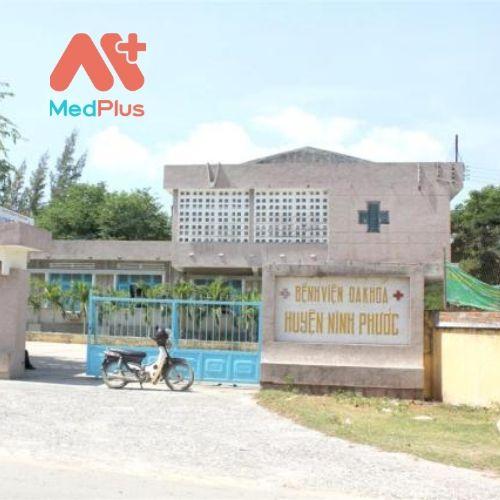 Trung tâm y tế huyện Ninh Phước