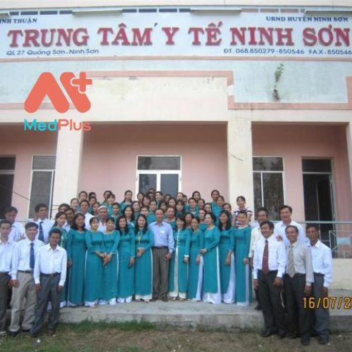 Trung tâm y tế huyện Ninh Sơn