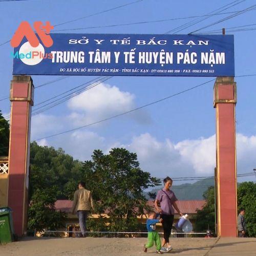 Trung tâm y tế huyện Pác Nặm