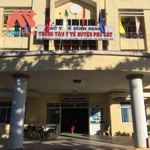 Trung tâm y tế huyện Phù Cát - Bình Định