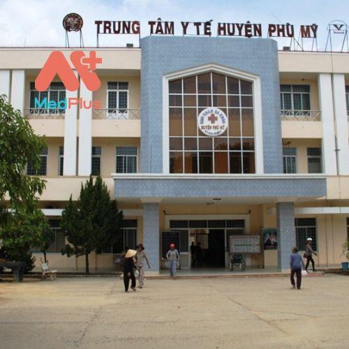 Trung tâm y tế huyện Phù Mỹ