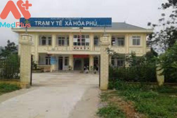 Trung tâm Y tế huyện Phú Hòa