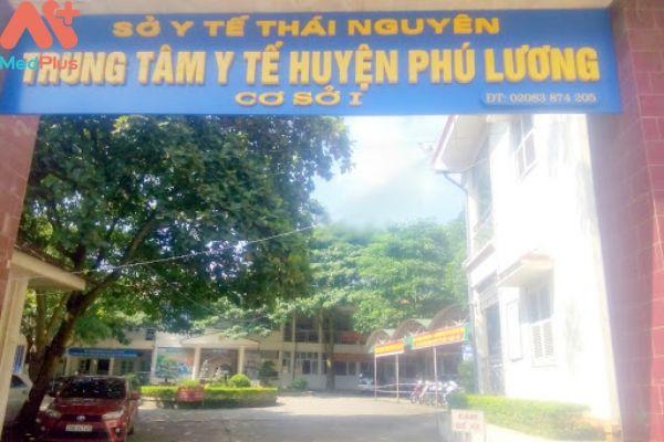 Trung tâm y tế huyện Phú Lương