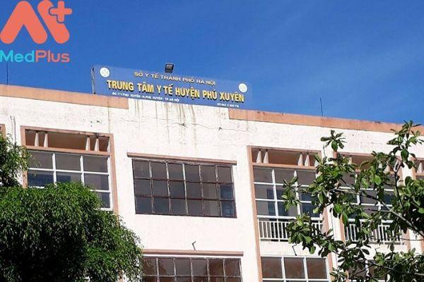Trung tâm y tế huyện Phú Xuyên