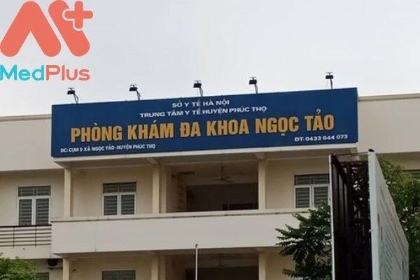Trung tâm y tế huyện Phúc Thọ
