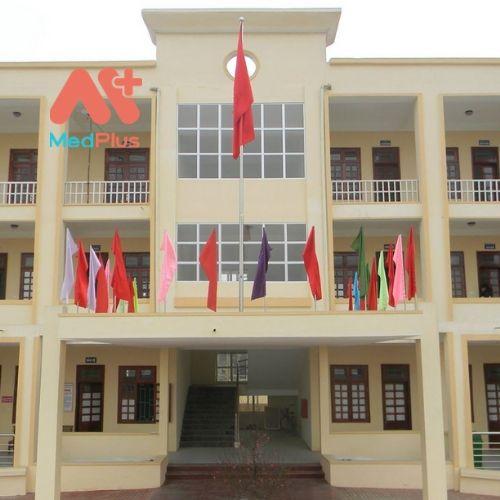 Trung tâm y tế huyện Quốc Oai