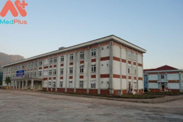 Trung tâm y tế huyện Sìn Hồ