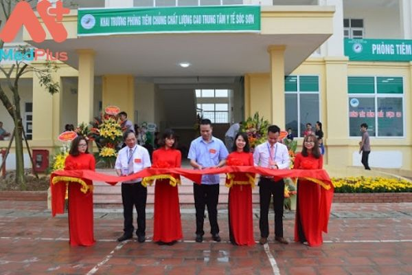 Trung tâm y tế huyện Sóc Sơn