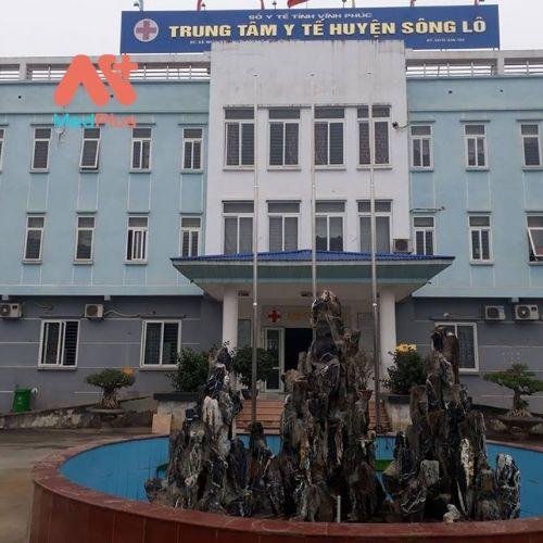 Trung tâm y tếTrung tâm y tế huyện Sông Lô huyện Sông Lô
