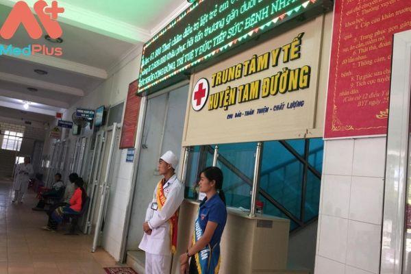 Trung tâm y tế huyện Tam Đường