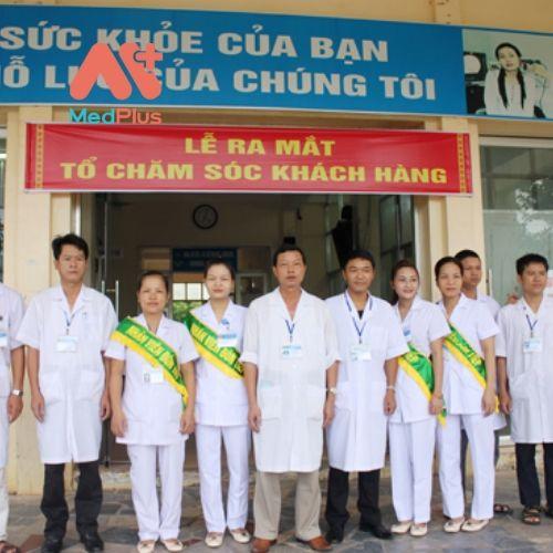 Trung tâm y tế huyện Tam Đảo