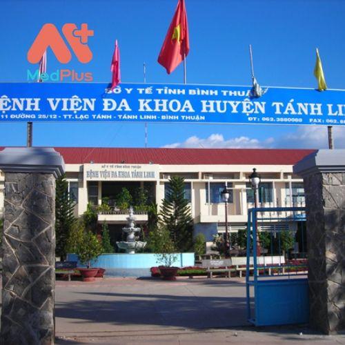 Trung tâm y tế huyện Tánh Linh