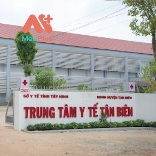 Trung tâm y tế huyện Tân Biên
