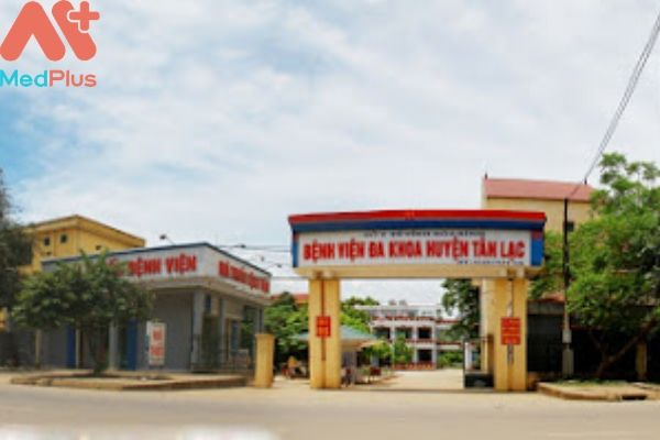 Trung tâm y tế huyện Tân Lạc