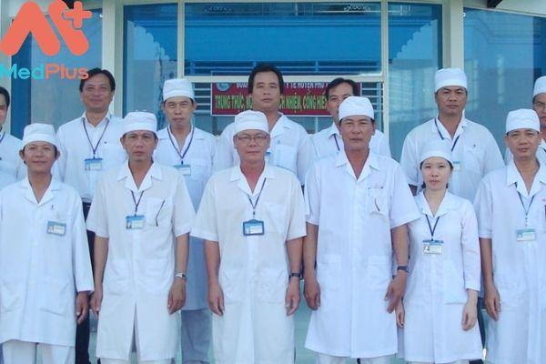 Trung tâm Y tế huyện Tân Phú