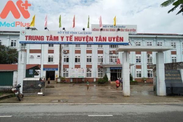 Trung tâm y tế huyện Tân Uyên