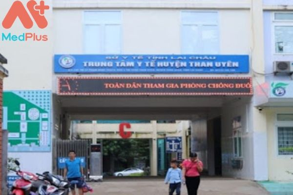 Trung tâm y tế huyện Than Uyên