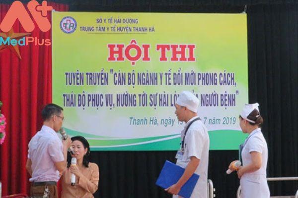 Trung tâm y tế huyện Thanh Hà