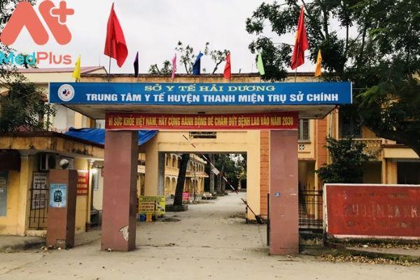 Trung tâm y tế huyện Thanh Miện