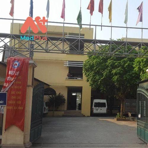 Trung tâm y tế huyện Thường Tín