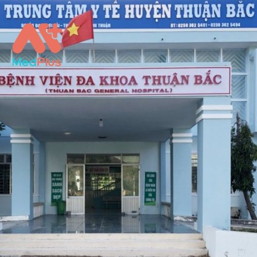 Trung tâm y tế huyện Thuận Bắc