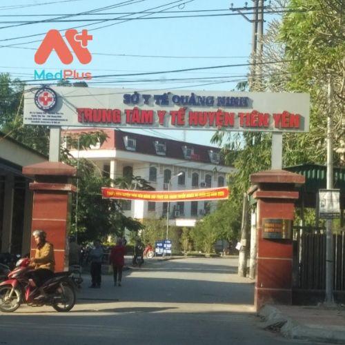 Trung tâm y tế huyện Tiên Yên - Quảng Ninh