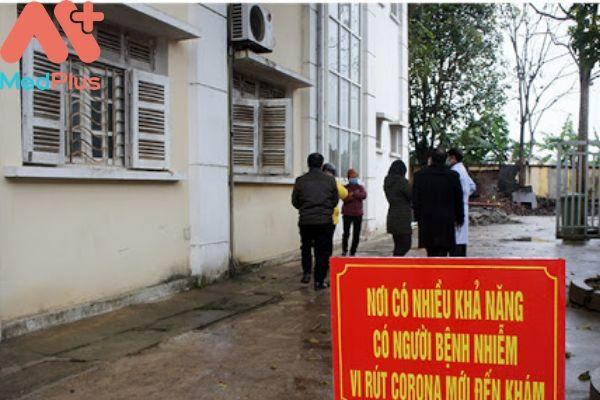 Trung tâm y tế huyện Tràng Định