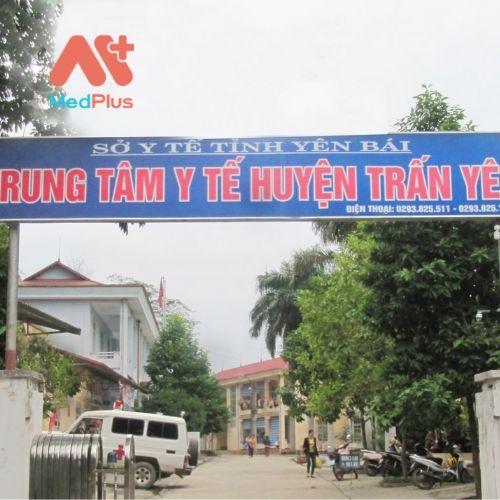 Trung tâm y tế huyện Trấn Yên