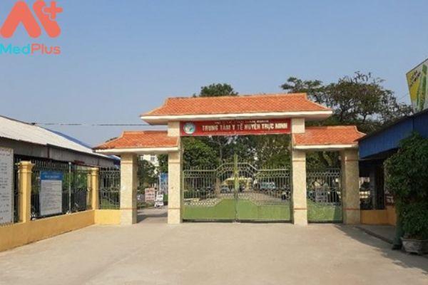 Trung tâm y tế huyện Trực Ninh