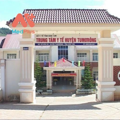 Trung tâm y tế huyện Tu Mơ Rông - Tỉnh Kon Tum