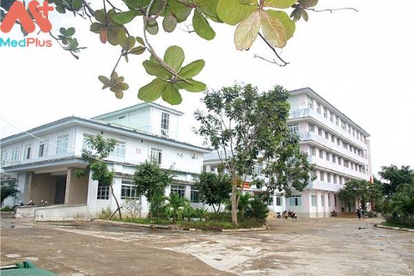 Trung tâm Y tế huyện Tuy An