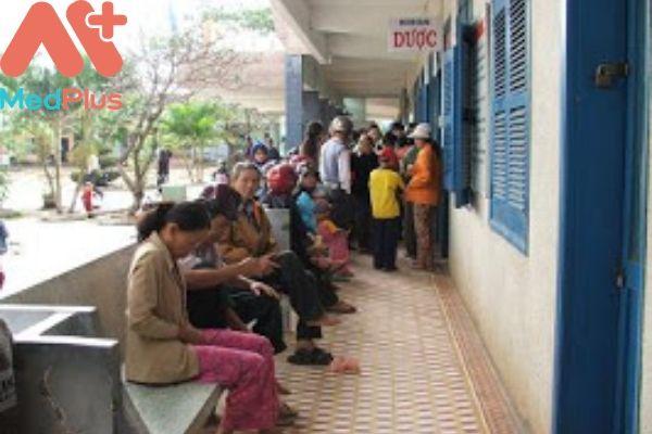 Trung tâm y tế huyện Tuy Phước