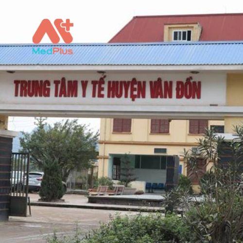 Trung tâm y tế huyện Vân Đồn