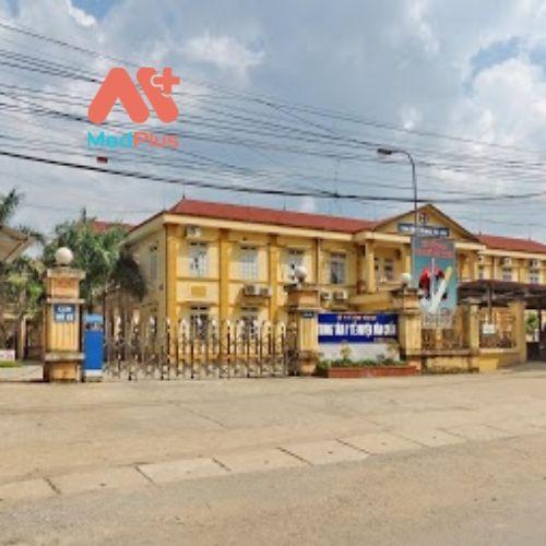 Trung tâm y tế huyện Văn Chấn