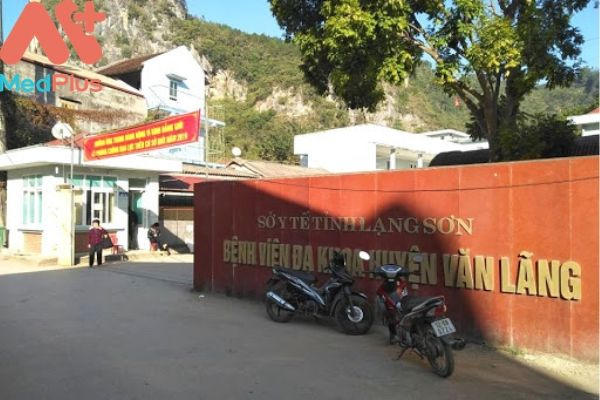Trung tâm y tế huyện Văn Lãng