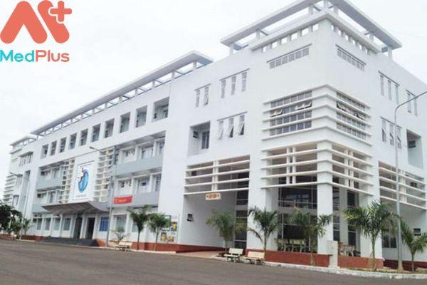 Trung tâm Y tế huyện Vĩnh Cửu