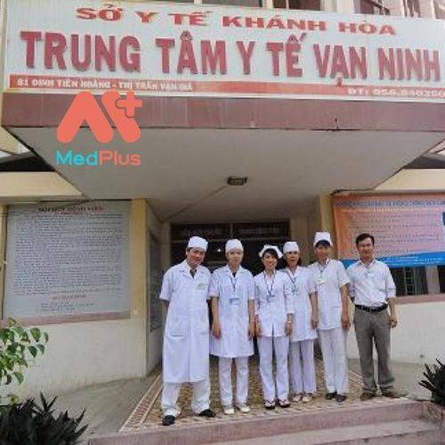 Trung tâm y tế huyện Vạn Ninh