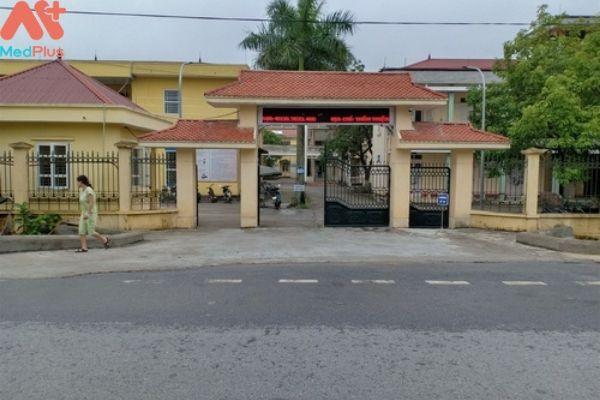 Trung tâm y tế huyện Vụ Bản
