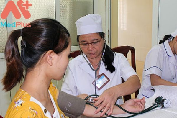 Trung tâm y tế huyện Xuân Trường
