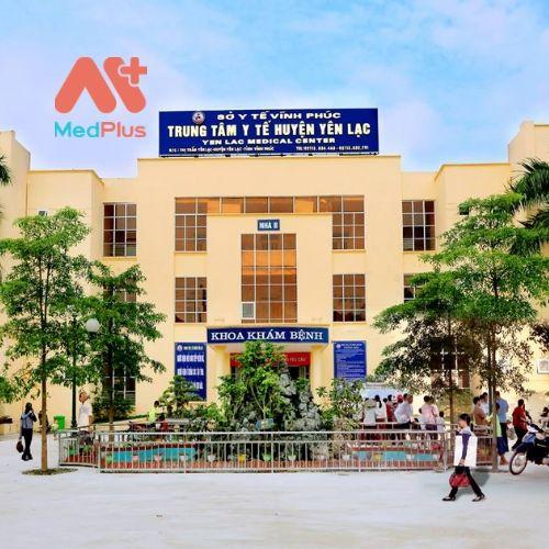 Trung tâm y tế huyện Yên Lạc