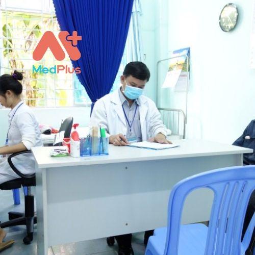 Trung tâm y tế ngày càng được cải thiện và phát triển