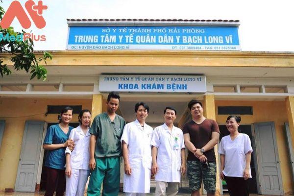 Trung tâm Y tế quân dân y Bạch Long Vĩ