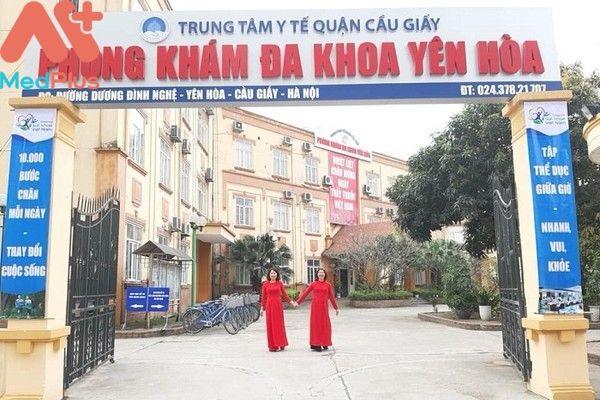 Trung tâm y tế quận Cầu Giấy