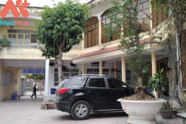 Trung tâm Y tế quận Dương kinh